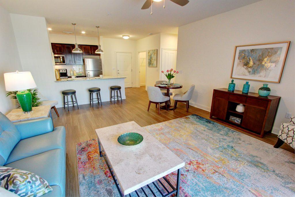 carlton hollow living room