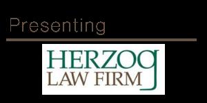 Presenting Sponsor Herzog Law logo