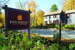 John Andrews Farmhouse