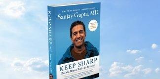 Dr. Sanjay Gupta - Keep Sharp: Building a Better Brain at Any Age.