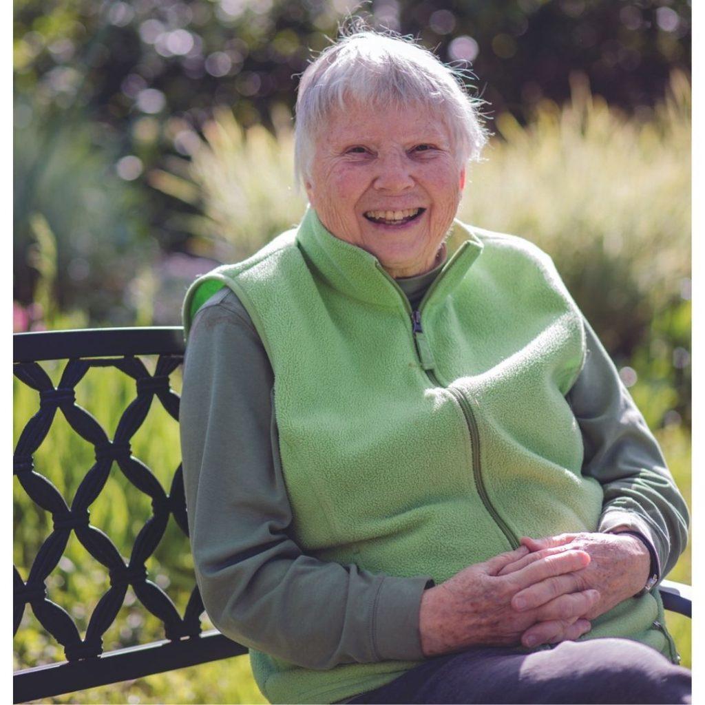 Mary Ellen Eardsley, founder of Cantine's Island