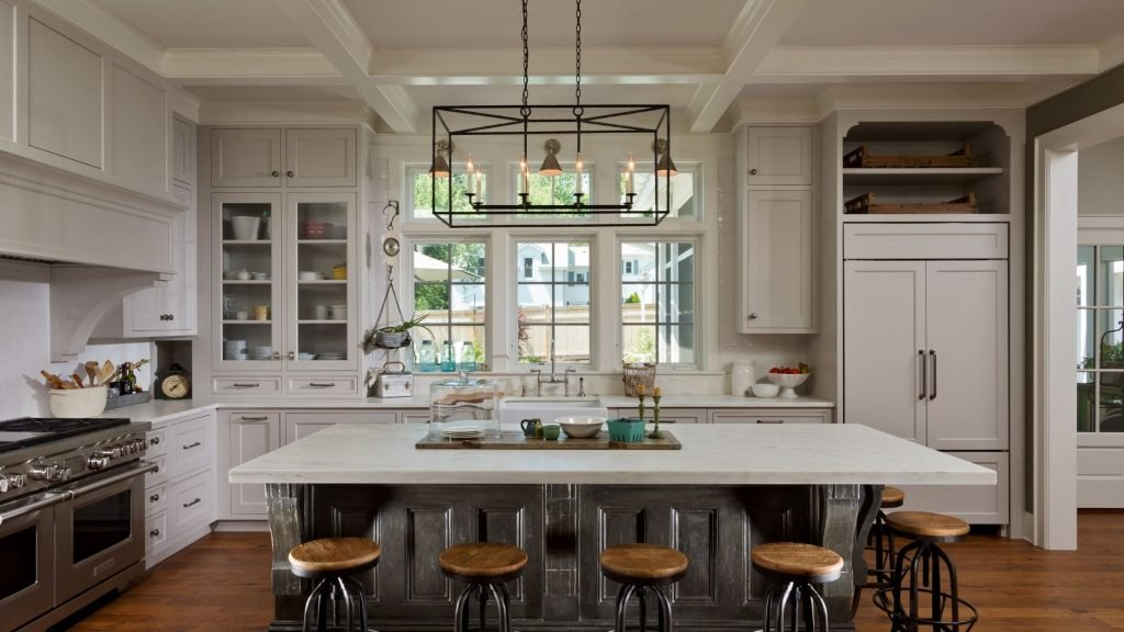 Kitchen Designs - sometimes. bigger is better for islands